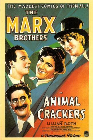 Animal Crackers Neuheit