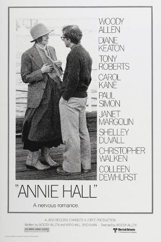 Annie Hall, 1977 Giclée-Druck