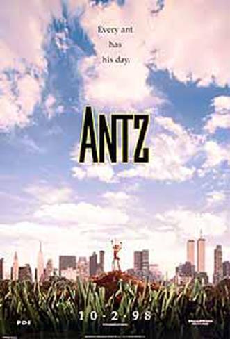 Antz– Ameisen Originalposter