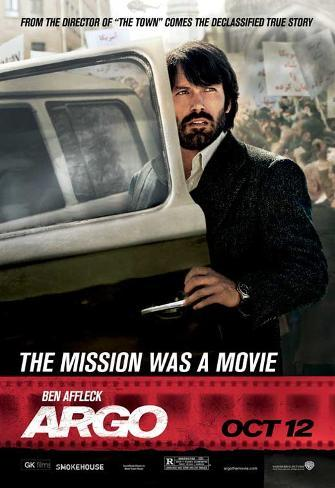 Argo Movie Poster Neuheit