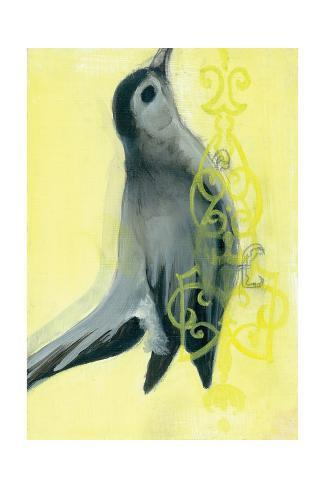 Bird Study VIII Kunstdruck