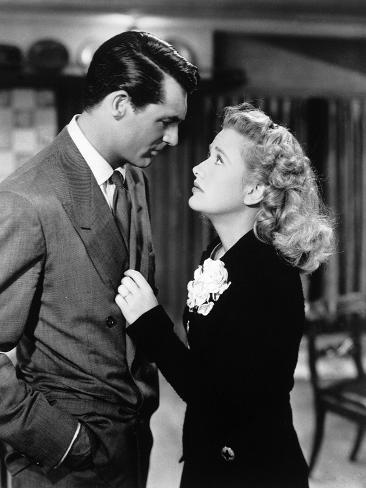 Arsenic And Old Lace, Cary Grant, Priscilla Lane, 1944 Foto