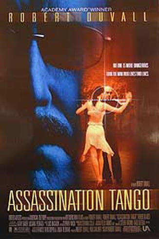 Assassination Tango Originalposter