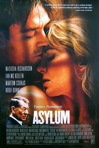 Asylum– Irrgarten des Schreckens Originalposter