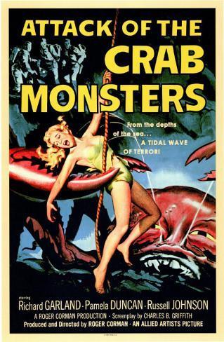 Attack of the Crab Monsters Neuheit