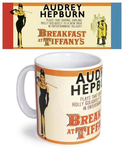 Audrey Hepburn Mug Mok