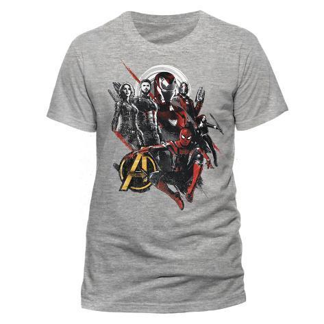 Avengers: Infinity War - Good Mix T-Shirt