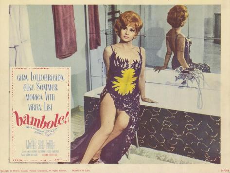 Bambole, 1965 Kunstdruck