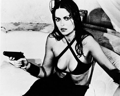 Barbara Bach, The Spy Who Loved Me (1977) Foto
