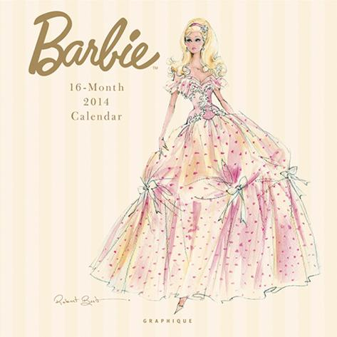 Barbie - 2014 Calendar Kalender