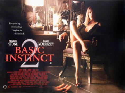 Basic Instinct– Neues Spiel für Catherine Tramell Originalposter