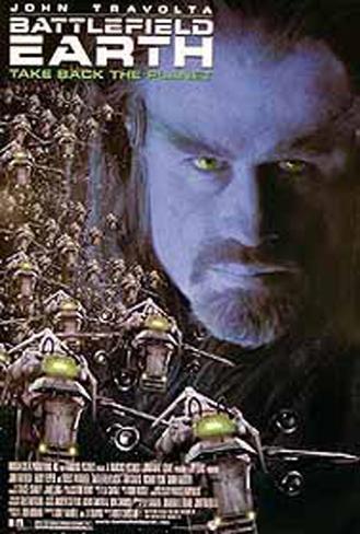 Battlefield Earth - Kampf um die Erde Originalposter