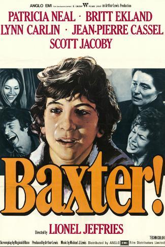 Baxter! Kunstdruck