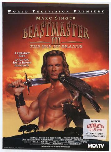 Beastmaster– Das Auge des Braxus Neuheit
