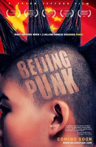 Beijing Punk Neuheit