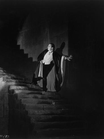 Bela Lugosi: Dracula, 1931 Fotografie-Druck