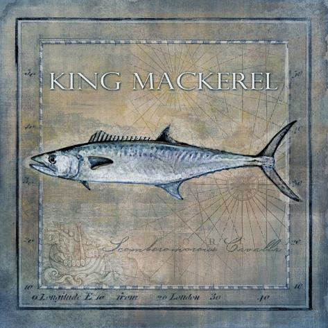 Ocean Fish III Kunstdruck