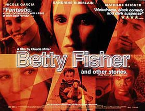 Betty Fisher Originalposter
