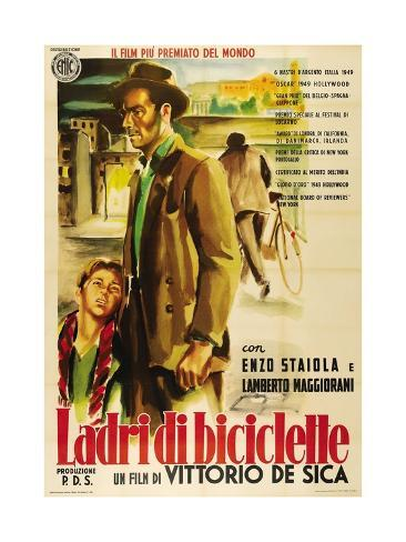 Bicycle Thieves, 1948,