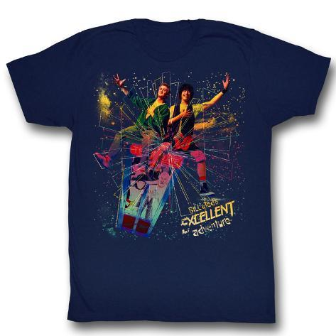 Bill And Ted - Space T-Shirt