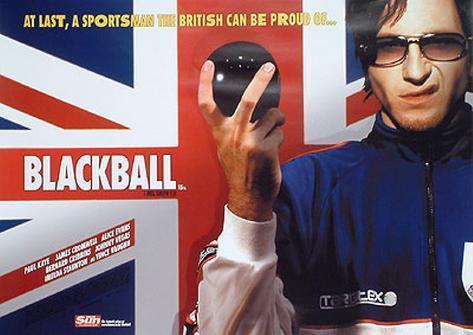 Blackball Originalposter