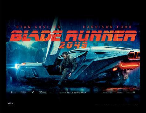 Blade Runner 2049 Sammlerdruck