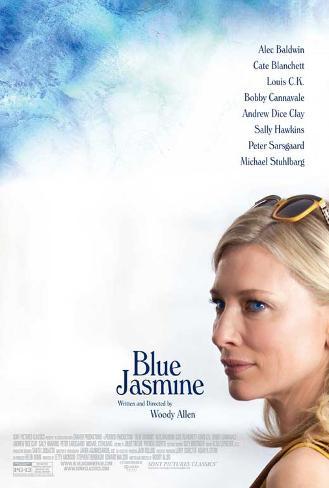 Blue Jasmine Movie Poster Neuheit