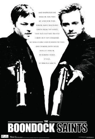 Boondock Saints - Shepherd Movie Poster Poster