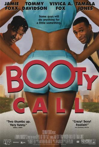 Booty Call – One Night Stand mit Hindernissen Poster