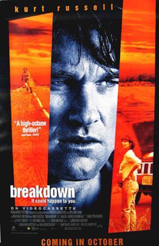 Breakdown Originalposter