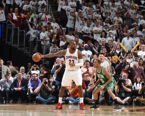 Boston Celtics v Cleveland Cavaliers- Game One Foto