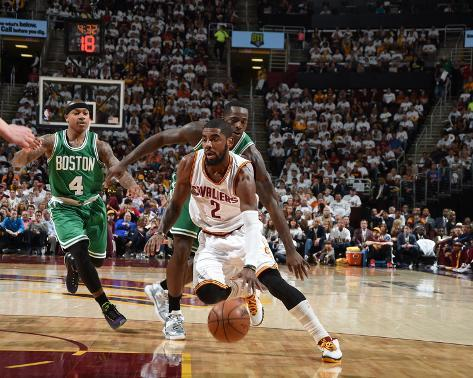 Boston Celtics v Cleveland Cavaliers- Game One Foto