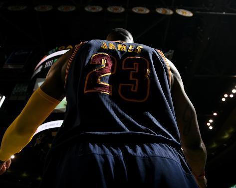 Cleveland Cavaliers v Boston Celtics - Game Three Foto