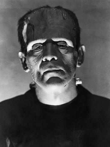 Bride of Frankenstein, Boris Karloff, 1935 Foto
