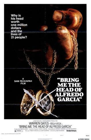 Bring mir den Kopf von Alfredo Garcia Neuheit