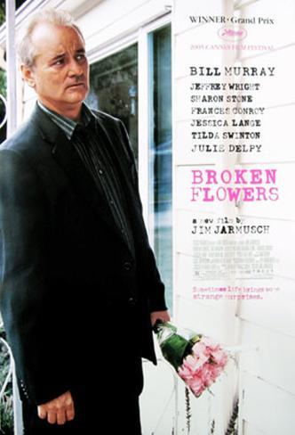Broken Flowers– Blumen für die Ex Doppelseitiges Poster