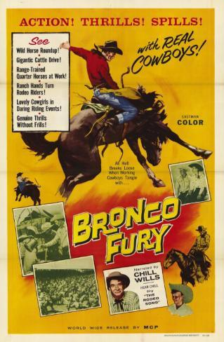 Bronco Fury Neuheit
