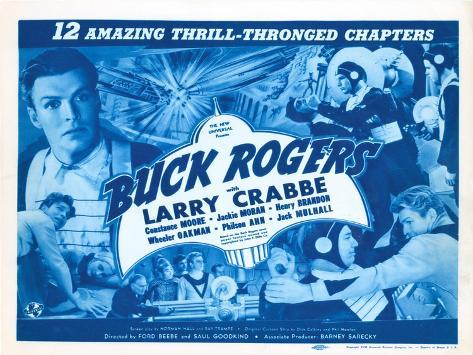 Buck Rogers, 1939 Foto