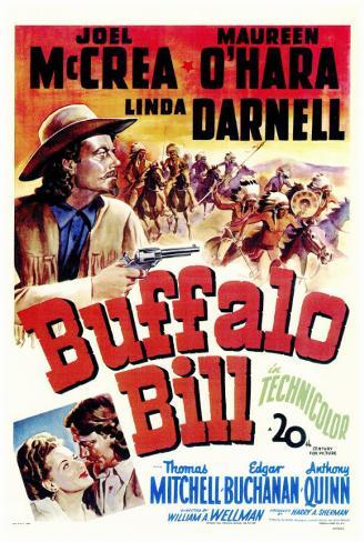 Buffalo Bill Neuheit