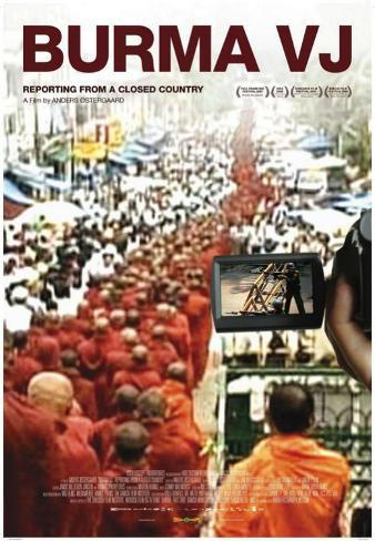 Burma VJ: Reporting from a Closed Country Neuheit