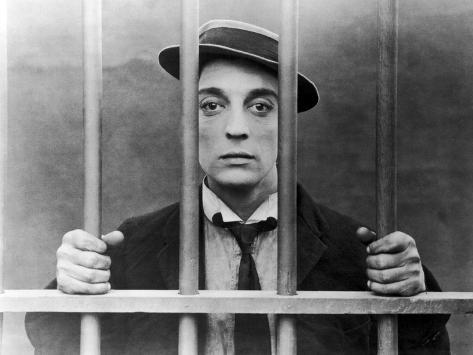 Buster Keaton, 1922 Fotografie-Druck