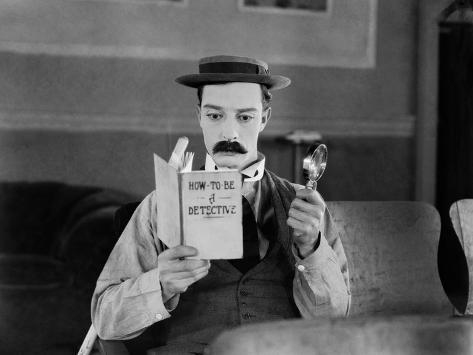 Buster Keaton, 1924 Fotografie-Druck