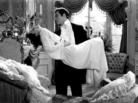 Camille, Greta Garbo, Robert Taylor, 1936 Foto