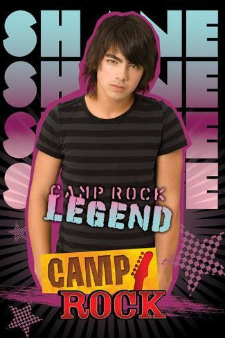 Camp Rock - Shane Poster