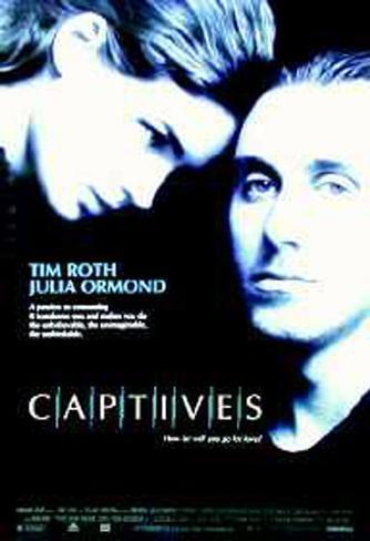 Captives – Gefangen Originalposter
