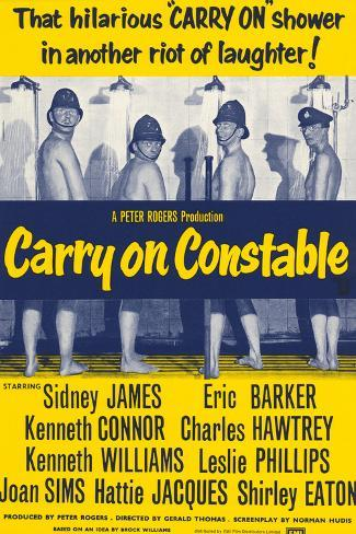 Carry on Constable Kunstdruck