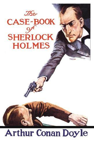 Case-Book of Sherlock Holmes Wandtattoo