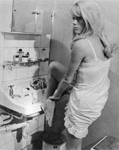 Catherine Deneuve - Repulsion Foto