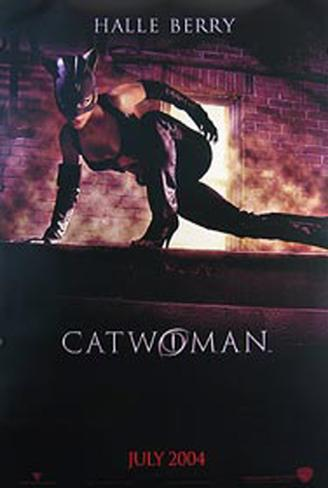 Catwoman (Advance) Originalposter