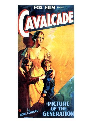 Cavalcade, 1933 Foto